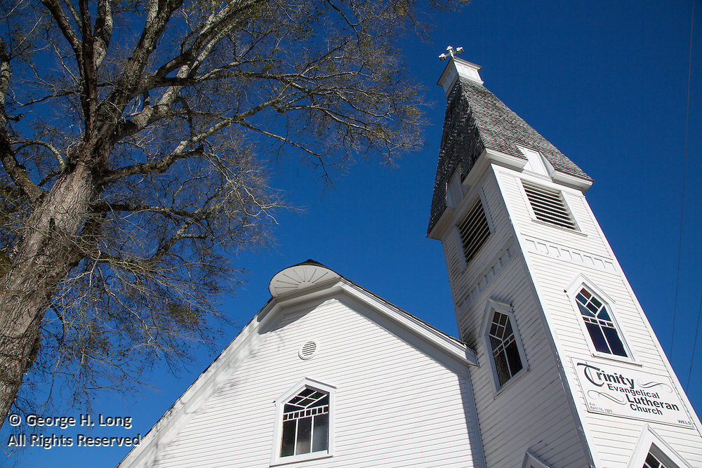 Trinity Evangelical Lutheran Church in Abita Springs, Louisiana