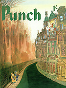 Punch (Front cover, 8 November 1961)