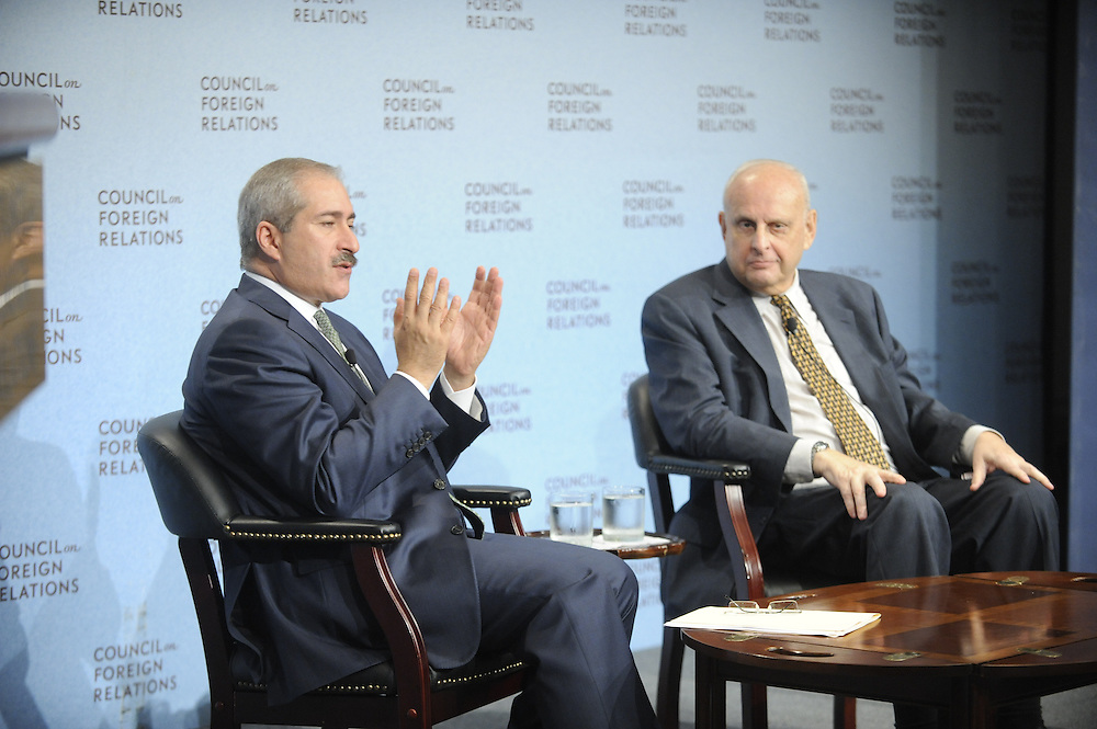 Nasser Judeh, Foreign Minister, Jordan