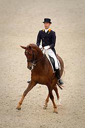 Minderhoud Hans Peter (NED) - Exquis Nadine<br /> Reem Acra FEI World Cup Final Dressage 2011<br /> © Hippo Foto - Leanjo de Koster