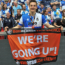 Grimsby v Bristol Rovers | Conference Play Off Final | 17 May 2015