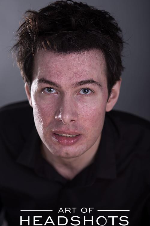 Actor Headshots Vancouver | Art of Headshots Studios