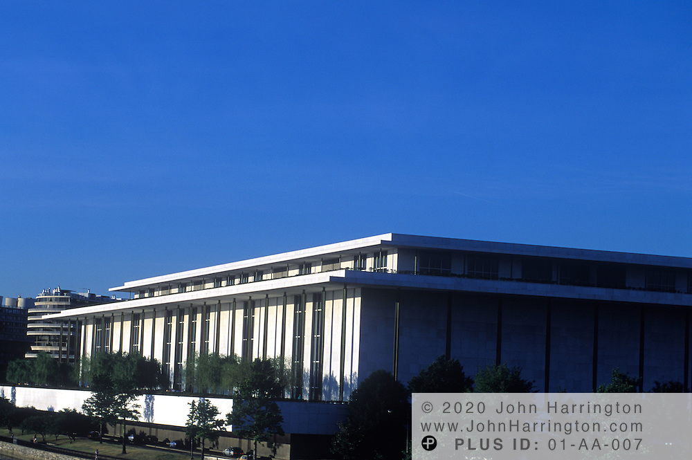 Kennedy Center, Washington DC.