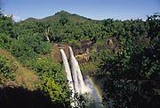Wailua Falls, Kauai, Hawaii, USA<br />