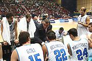 DESCRIZIONE : Bari Qualificazioni Europei 2011 Italia Montenegro<br /> GIOCATORE : Simone Pianigiani<br /> SQUADRA : Nazionale Italia Uomini <br /> EVENTO : Qualificazioni Europei 2011<br /> GARA : Italia Montenegro<br /> DATA : 26/08/2010 <br /> CATEGORIA : coach<br /> SPORT : Pallacanestro <br /> AUTORE : Agenzia Ciamillo-Castoria/C.De Massis<br /> Galleria : Fip Nazionali 2010 <br /> Fotonotizia : Bari Qualificazioni Europei 2011 Italia Montenegro<br /> Predefinita :