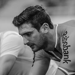 28-12-2014: Wielrennen: NK Baanwielrennen: Apeldoorn Hugo Haak