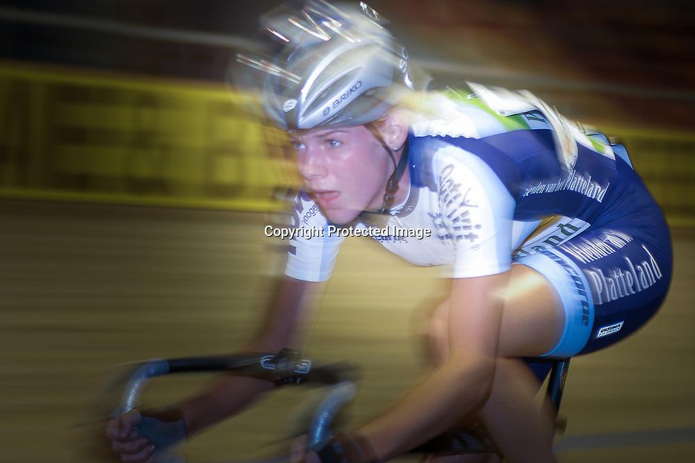 NK Baanwielrennen 2004 Alkmaar<br />Iris Slappendel