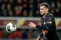ROTTERDAM - Excelsior - Willem II , Voetbal , Eredivisie , Seizoen 2016/2017 , Stadion Woudestein , 25-02-2017 , Excelsior speler Luigi Bruins