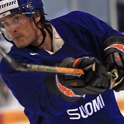 20080504: Ice Hockey - Practice of Finland in Forum, Halifax, Canada