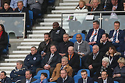 Jose Mourinho during the Sky Bet Championship match between Brighton and Hove Albion and Middlesbrough at the American Express Community Stadium, Brighton and Hove, England on 19 December 2015. Photo by Phil Duncan.