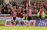 Exeter City v Luton Town 011114