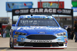 November 2, 2018 - Ft. Worth, Texas, United States of America - Ricky Stenhouse, Jr (17) takes to the track to practice for the AAA Texas 500 at Texas Motor Speedway in Ft. Worth, Texas. (Credit Image: © Justin R. Noe Asp Inc/ASP via ZUMA Wire)
