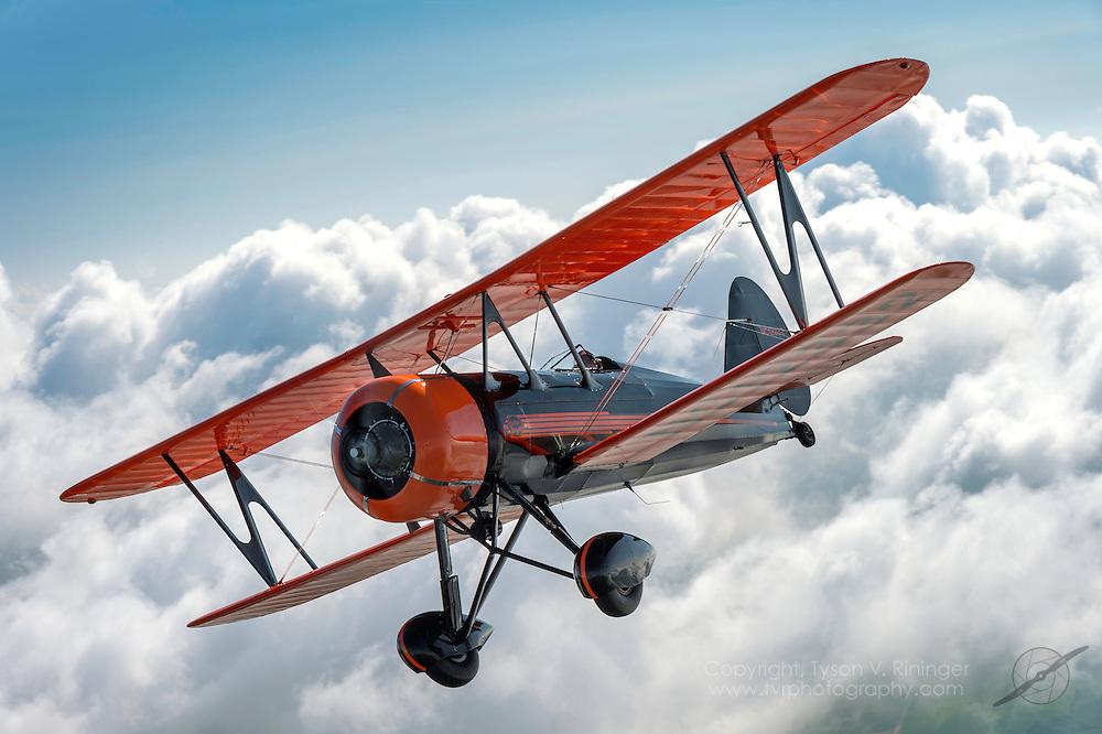 Curtiss-Wright CW-B14B Speedwing De Luxe, NC12332