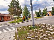 Nye innbyggere i Gällivare (lulesamisk: Jiellevárre eller Váhtjer, et tettsted i Norrbottens län i landskapet Lappland i Sverige. Det er Gällivare kommunes administrasjonssenter. I 2010 hadde tettstedet 8 449 innbyggere. <br /> Stedet er et jernbaneknutepunkt mellom Inlandsbanan og Malmbanan. Som for nabobyen Malmberget, har gruvedriften også betydd mye for utviklingen av Gällivare. <br /> Inlandsbanan er en jernbane som strekker seg fra Gällivare i nord til Östersund i sør, og den trafikkeres i sommersesongen. Malmbanan er den jernbanen som besørger passasjer- og malmfrakt til og fra havnene i Narvik og Luleå. <br /> Like ved ligger Dundret, et fjell med tilhørende skianlegg, der det blant annet er blitt avholdt verdenscuprenn i langrenn og alpint. <br /> Foruten kommunen er Boliden og LKAB Gällivares største arbeidsgivere. Nord-Europas største solcellefabrikk finnes her. European Energy School – Energigymnaset – ble åpnet i 2008, og underviser studenter fra hele Sverige. <br /> Gällivare er et senter for vestlæstadianismen. Årlig arrangeres «Gällivare julesamling» med deltagere fra Finland, Sverige, Canada, USA, Norge og andre land. Gudstjenesten tolkes til engelsk og finsk. (Wiki) Gällivare a locality and the seat of Gällivare Municipality in Norrbotten County, province of Lapland, Sweden with 8,449 inhabitants in 2010. The town was founded in the 17th century. Together with nearby towns Malmberget and Koskullskulle it forms a conurbation with some 15,000 inhabitants. This conurbation is the second northernmost significant urban area of Sweden after Kiruna. <br /> Gällivare is situated at the northern end of the Inlandsbanan railway line, just about 100 kilometres north of the Arctic Circle. Gällivare is located in a major iron ore mining region. Adjacent to Gällivare (about five kilometres) is Malmberget, known as a site for iron ore extraction from deep mines by LKAB. Outside Gällivare lies the ski resort Dundret, which is equipped with six ski lifts and ten gr