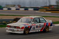 #44 Steve Soper BMW Team Finance BMW M3  during Round 1of the 1991 British Touring Car Championship at Silverstone, Towcester, Northamptonshire, United Kingdom. 1st April 1991, World Copyright Peter Taylor/PSP. Copy of publication required for printed pictures.