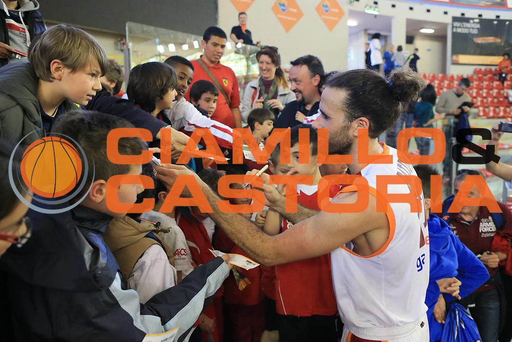 DESCRIZIONE : Roma Lega A 2012-2013 Acea Roma Enel Brindisi<br /> GIOCATORE : Datome Luigi <br /> CATEGORIA : post game curiosita autografi<br /> SQUADRA : Acea Roma<br /> EVENTO : Campionato Lega A 2012-2013 <br /> GARA : Acea Roma Enel Brindisi<br /> DATA : 21/04/2013<br /> SPORT : Pallacanestro <br /> AUTORE : Agenzia Ciamillo-Castoria/M.Simoni<br /> Galleria : Lega Basket A 2012-2013  <br /> Fotonotizia : Roma Lega A 2012-2013 Acea Roma Enel Brindisi<br /> Predefinita :