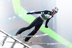 February 8, 2019 - Lahti, Finland - Daniel-André Tande participates in FIS Ski Jumping World Cup Large Hill Individual training at Lahti Ski Games in Lahti, Finland on 8 February 2019. (Credit Image: © Antti Yrjonen/NurPhoto via ZUMA Press)