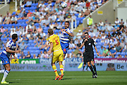 Reading's Orlando Sa during the Sky Bet Championship match between Reading and Milton Keynes Dons at the Madejski Stadium, Reading, England on 22 August 2015. Photo by Mark Davies.