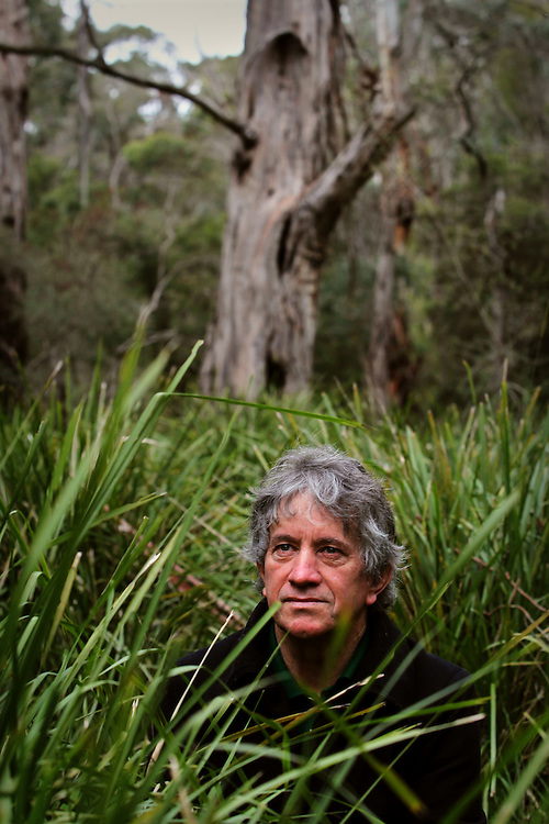 Author Adrian Hyland has written two crime novels set in outback NT (where he lived for more than a decade). His protagonist is a young indigenous woman - and the desert landscape is a powerful character in both books  - Pic By Craig Sillitoe 11/08/2010 melbourne photographers, commercial photographers, industrial photographers, corporate photographer, architectural photographers, This photograph can be used for non commercial uses with attribution. Credit: Craig Sillitoe Photography / http://www.csillitoe.com<br />