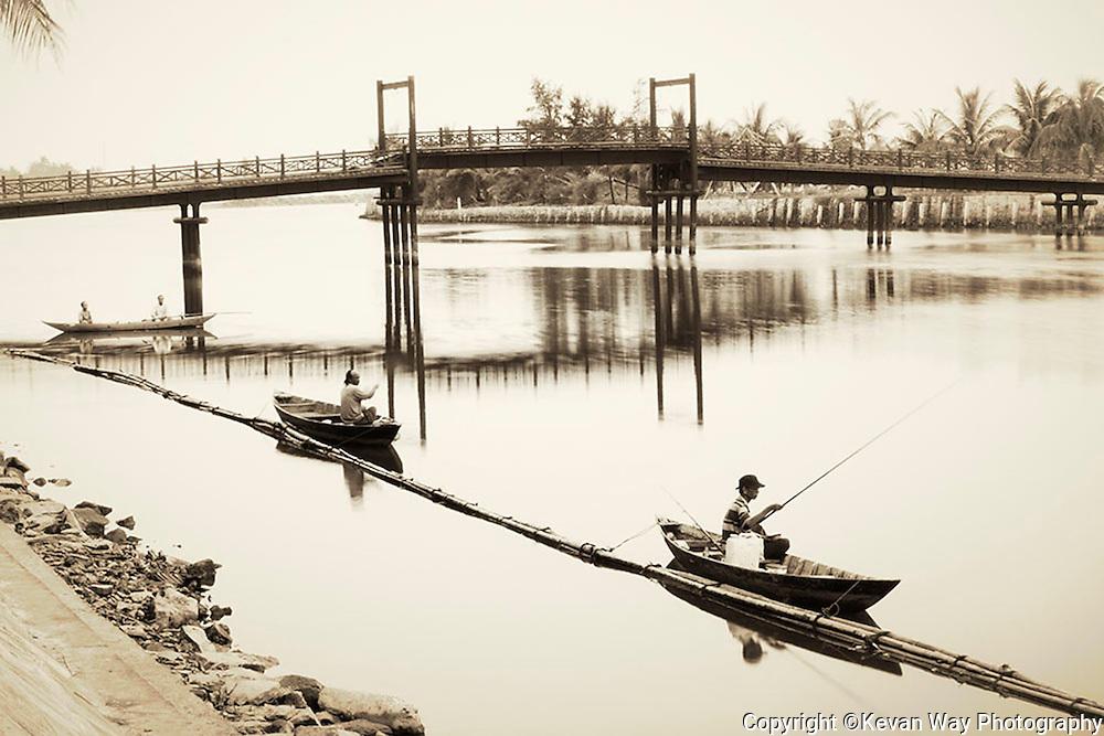 fishing Hoi An Vietnam