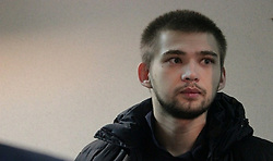 April 28, 2017 - Russia - April 28, 2017. - Russia, Yekaterinburg. - Prosecutor has asked court to sentence videoblogger Ruslan Sokolovsky, who was catching pokemons in a Yekaterinburg church via Pokemon Go app, to 3.5 years in prison. The blogger stands charged with incitement of hatred, violation of religious rights and illegal possession of special technical means intended for obtaining secret information. In picture: videoblogger Ruslan Sokolovsky. Photo from justmedia.ru (Credit Image: © Russian Look via ZUMA Wire)