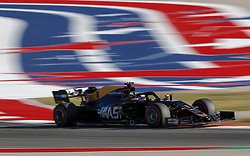 November 2, 2019, Austin, United States of America: Motorsports: FIA Formula One World Championship 2019, Grand Prix of United States, .#8 Romain Grosjean (FRA, Rich Energy Haas F1 Team) (Credit Image: © Hoch Zwei via ZUMA Wire)