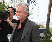Actor Michael Douglas.at the 'Behind The Candelabra' film photocall at the Cannes Film Festival  Tuesday 21 May 2013