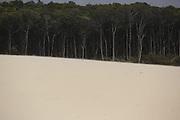 Barreirinhas_MA, Brasil.<br /> <br /> Parque Nacional dos Lencois Maranhenses em Barreirinhas, Maranhao.<br /> <br /> Lencois Maranhenses National Park in Barreirinhas, Maranhao.<br /> <br /> Foto: LEO DRUMOND / NITRO
