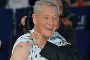 Red Carpet hommage à Ian McKellen