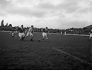 17/10/1954<br /> 10/17/1954<br /> 17 October 1954<br /> Soccer: Cork Athletic v Shamrock Rovers at Glenmalure Park,  Milltown.