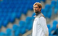 Head coach Jurgen Klopp pictured during Liverpool training ahead of the Europa League Final at St. Jakob-Park, Basel<br /> Picture by EXPA Pictures/Focus Images Ltd 07814482222<br /> 17/05/2016<br /> ***UK &amp; IRELAND ONLY***<br /> EXPA-FEI-160517-0068.jpg