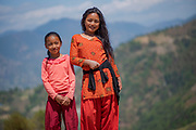 Manju and Saleena Lama