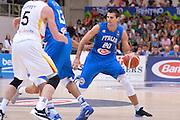 DESCRIZIONE : Trento Nazionale Italia Uomini Trentino Basket Cup Italia Germania Italy Germany<br /> GIOCATORE : Andrea Cinciarini<br /> CATEGORIA : Italia Nazionale Uomini Italy<br /> GARA : Trento Nazionale Italia Uomini Trentino Basket Cup Italia Germanai Italy Germani<br /> DATA : 01/08/2015 <br /> AUTORE : Agenzia Ciamillo-Castoria