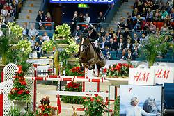 Duguet Romain, (FRA), Quorida de Treho<br /> Longines FEI World Cup Jumping Final II<br /> © Dirk Caremans