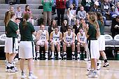 2016-17 Illinois Wesleyan Titans Women's basketball photos