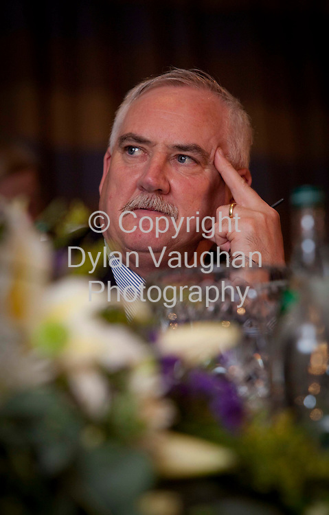 23/4/2009.Seamus Murphy Deputy General Secretary pictured at the Psychiatric Nurse's Association of Ireland 38th annual delegate conference 2009 at the Mount Wolseley Hotel in Tullow county Carlow yesterday..Picture Dylan Vaughan.