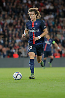 David Luiz Moreira Marinho (psg) during the French Championship Ligue 1 football match between Paris Saint Germain and Toulouse FC on November 7, 2015 at Parc des Princes stadium in Paris, France. Photo Stephane Allaman / DPPI