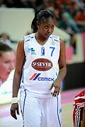 DESCRIZIONE : Ligue Feminine de Basket Ligue 1 Journee &agrave; Paris<br /> GIOCATORE : DIOUF Bineta<br /> SQUADRA : Basket Landes <br /> EVENTO : Ligue Feminine 2010-2011<br /> GARA : Basket Landes &ndash; Villeneuve d&rsquo;Ascq<br /> DATA : 16/10/2010<br /> CATEGORIA : Basketbal France Ligue Feminine<br /> SPORT : Basketball<br /> AUTORE : JF Molliere par Agenzia Ciamillo-Castoria <br /> Galleria : France Basket 2010-2011 Action<br /> Fotonotizia : Ligue Feminine de Basket Ligue 1 Journee &agrave; Paris<br /> Predefinita :
