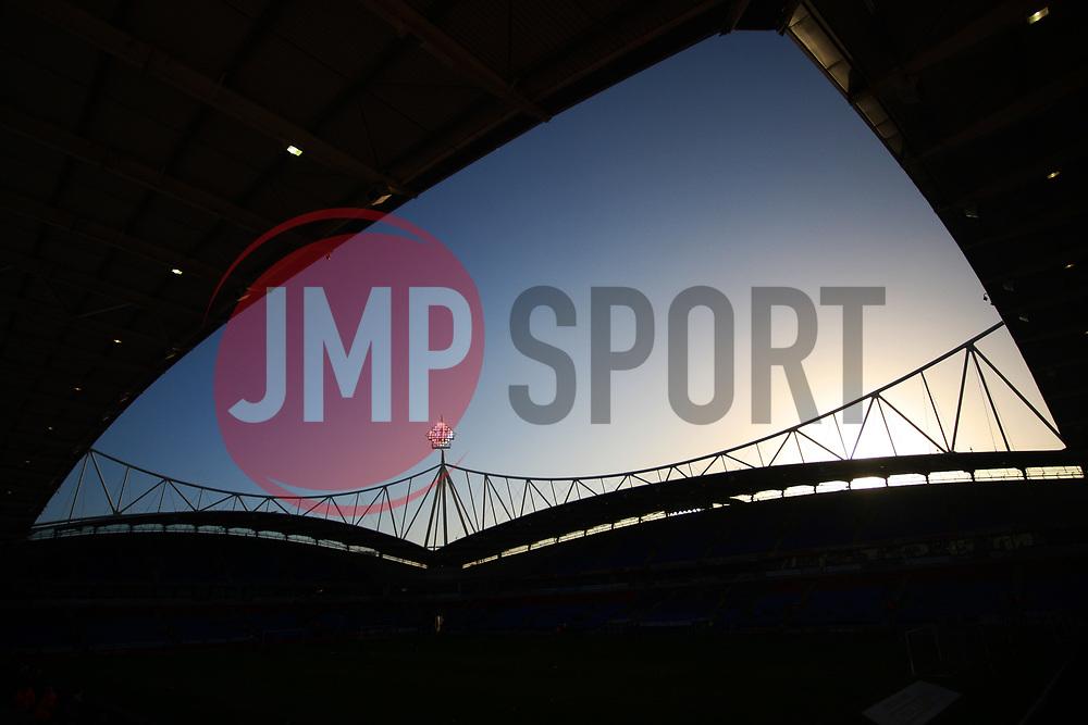 General view of the Macron Stadium - Mandatory by-line: Jack Phillips/JMP - 06/01/2018 - FOOTBALL - Macron Stadium - Bolton, England - Bolton Wanderers v Huddersfield Town - English FA Cup