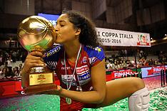 20160320 ITA: Finale Coppa Italia A1 Foppapedretti Bergamo - Nordmeccanica Piacenza, Ravenna
