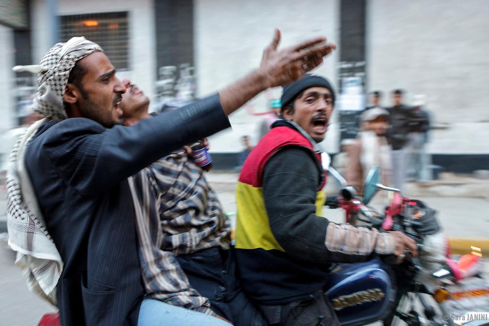 Yemen 2011 Uprising