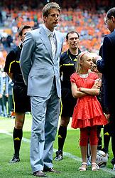 05-06-2010 VOETBAL: NEDERLAND - HONGARIJE: AMSTERDAM<br /> Nederland wint met 6-1 van Hongarije / Edwin van der Sar <br /> ©2010-WWW.FOTOHOOGENDOORN.NL