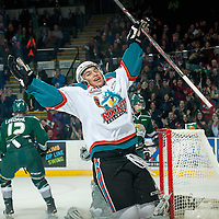012415 Everett Silvertips at Kelowna Rockets