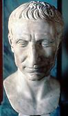 Rome, Julius Caesar, 100 - 44 BC
