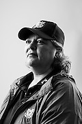 Amy Gaskill<br /> Army<br /> Coast Guard<br /> E-6<br /> Public Affairs<br /> Aug. 1983 - Nov. 2006<br /> Desert Storm, OEF<br /> <br /> Veterans Portrait Project<br /> Springfield, MA