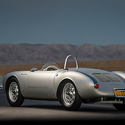 1955 Porsche 550 Spyder at The Thermal Club Track | Christophorus Magazine