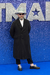 May 20, 2019 - London, England, United Kingdom - Julian Day arrives for the UK film premiere of 'Rocketman' at Odeon Luxe, Leicester Square on 20 May, 2019 in London, England. (Credit Image: © Wiktor Szymanowicz/NurPhoto via ZUMA Press)