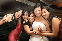 11/12/06 - BOSTON, MA.Wendy Chu and Chris Taffe wedding and reception