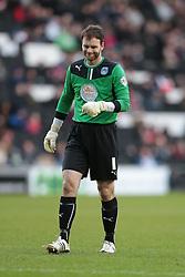 Coventry City's Joe Murphy - Photo mandatory by-line: Nigel Pitts-Drake/JMP - Tel: Mobile: 07966 386802 30/11/2013 - SPORT - Football - Milton Keynes - Stadium mk - MK Dons v Coventry City - Sky Bet League One