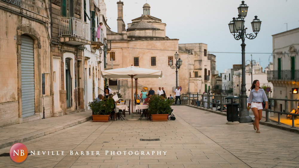 Images of Souther Italy. Taken from the towns of Alberobello and Cisternino
